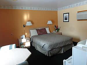 Superior Room 1 Queen Sherpa Western Inn Gunnison CO
